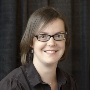 Image of Kelli Trei, head librarian for Biology Virtual Library,