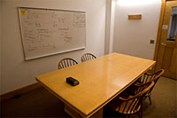 Open Group Study Rooms