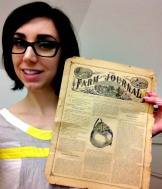 Picture of Stephanie Pitts-Noggle with the Farm Journal