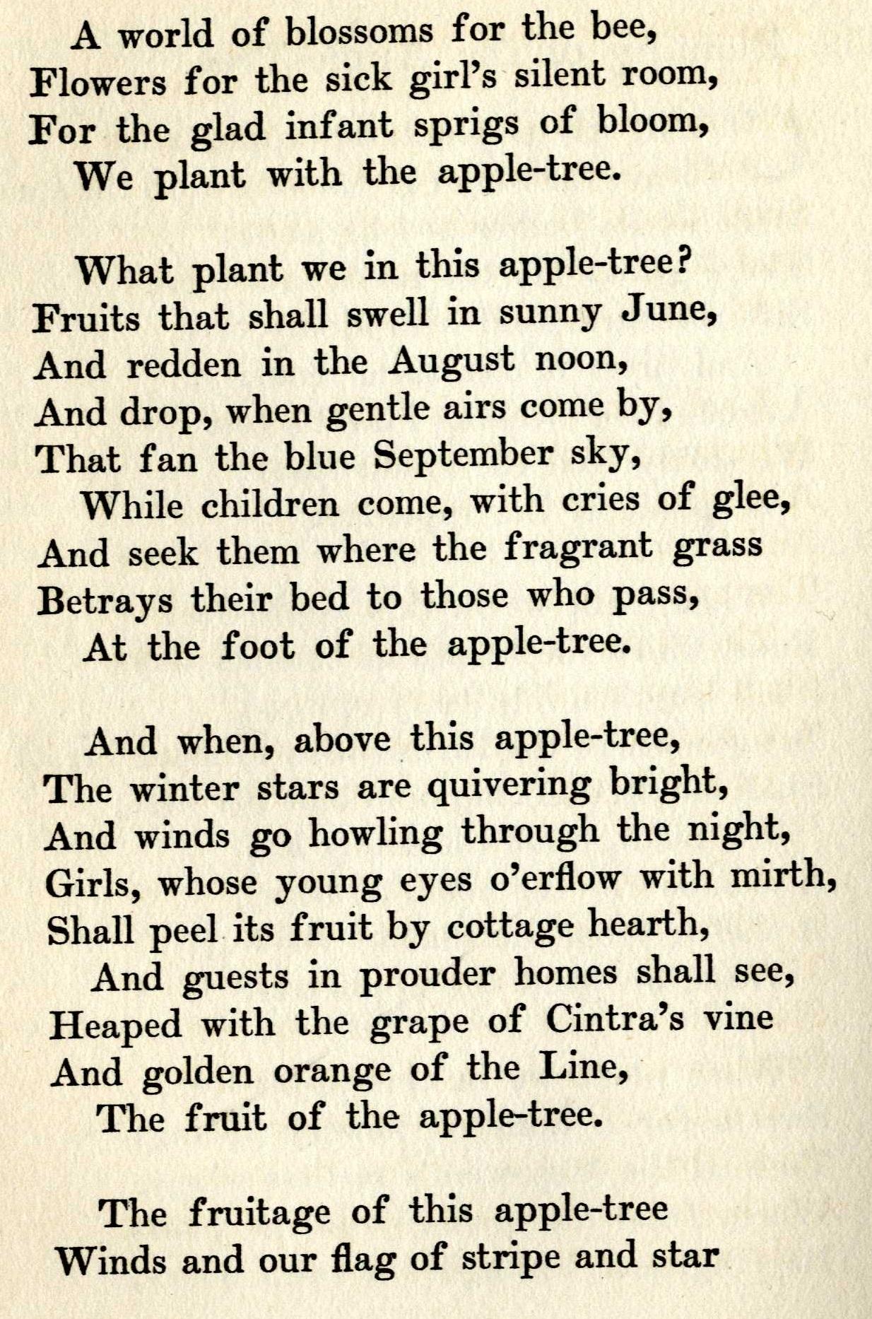Garden Poetry: Poets & Verses inspired by Nature – Funk