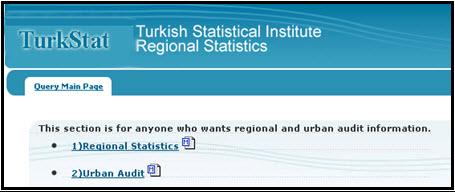 Turkish Statistical Institute (TURKSTAT) – International and