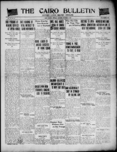 The Cairo Bulletin