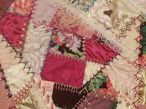 picture of crazy quilt