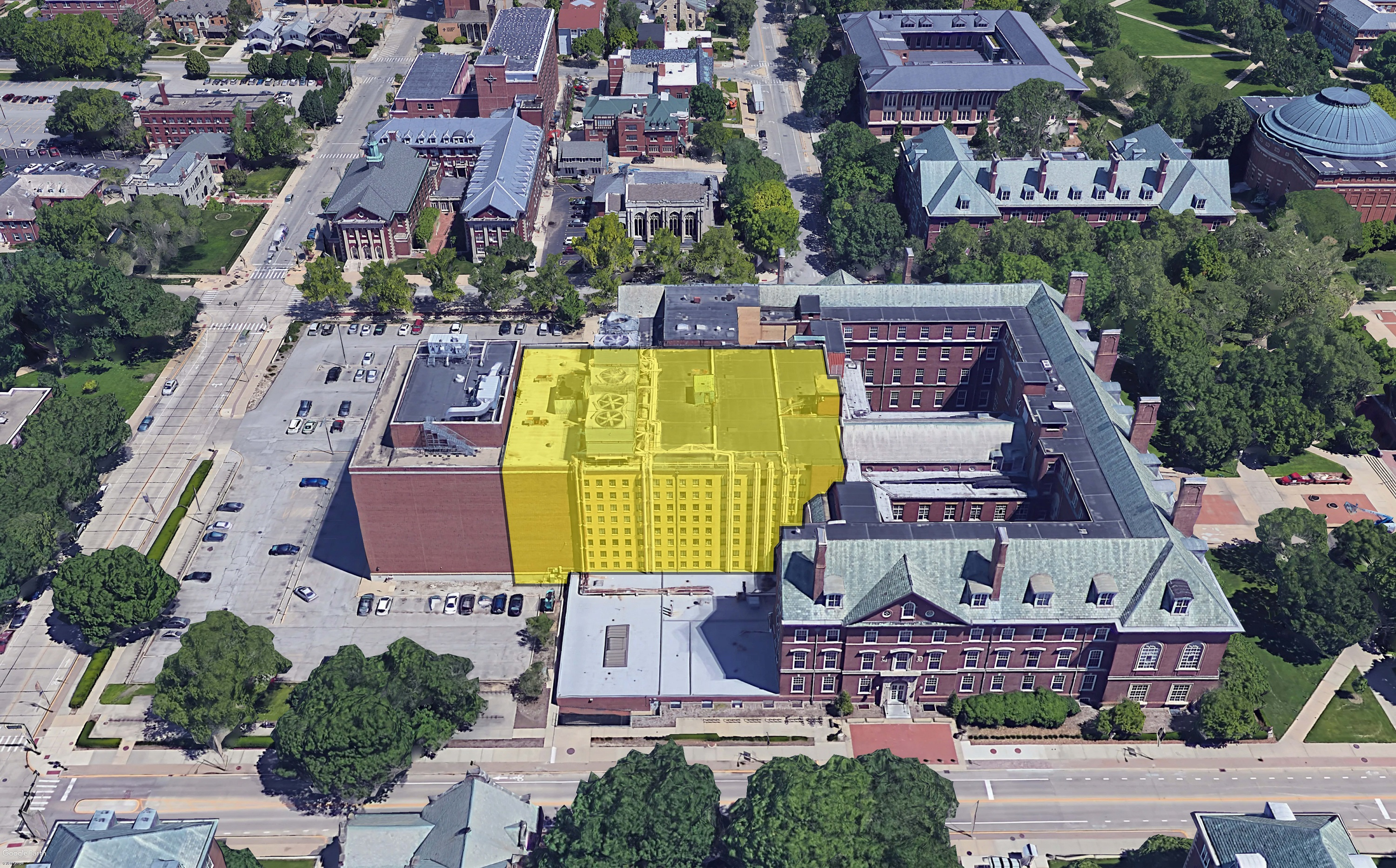 University Library Announces Plans for a Library of the Future: Main Library Renovations Proposed