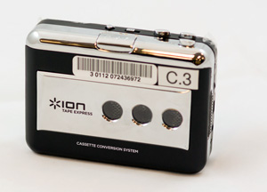 Ion Audio Tape Converter