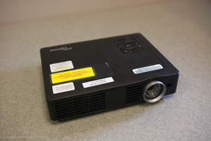 Optoma ML500 Projector