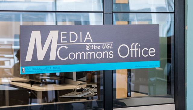 Media Commons Support Link