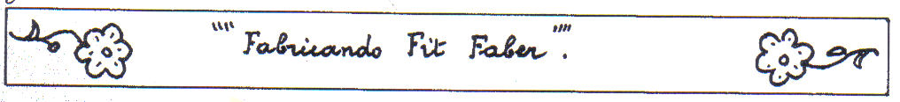 Fabricando Fit Faber