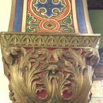 Column Detail, Courtesy of Becky Burner