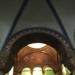 Arch and East Mural, Courtesy of Becky Burner