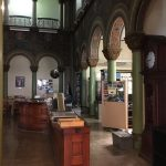 Behind the Circulation Desk, Image 2, Courtesy of Becky Burner