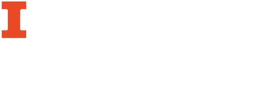 University of Illinois Library Wordmark