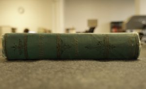 Book spine of Shirley