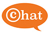 chat copyright podcast logo