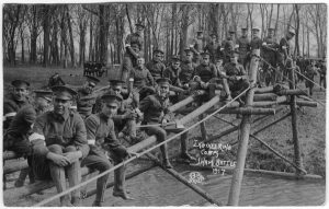 Engineering Corps Cadets Exercises, 1917
