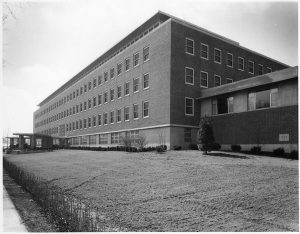 Bevier Hall, 1956