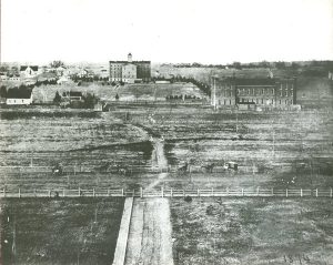 View of Campus, 1874