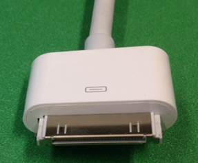 apple pin dongle