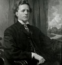 Edmund James portrait