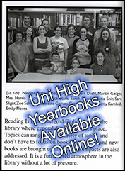 Uni High Yearbooks Available Online!
