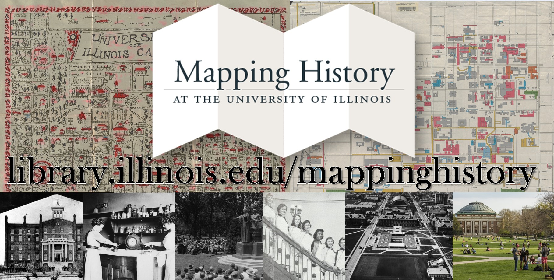 Mapping History Project
