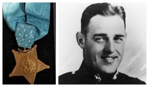 Medal of Honor and Bailey